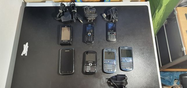 Telemóveis smartphone venda em lote.
