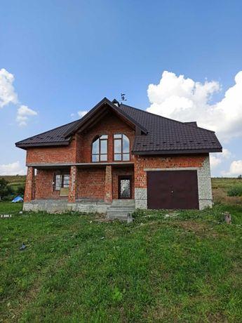 Особняк новострой дом будинок 0.2га. Підберізці 10 км від Львова т