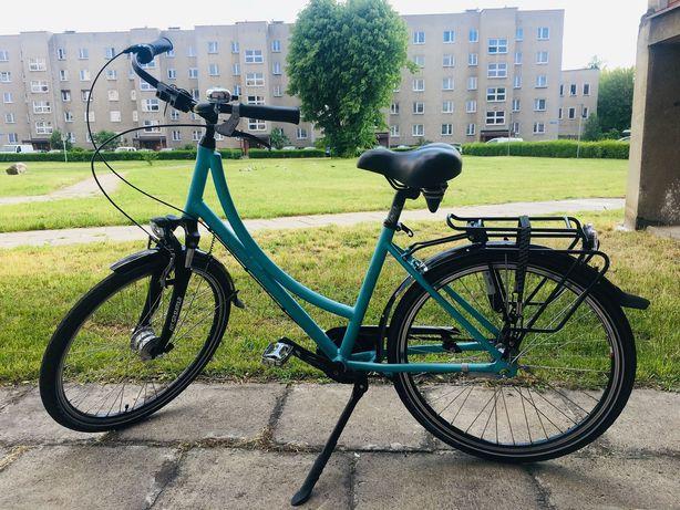 Rower miejski Unibike Rotterdam 3C
