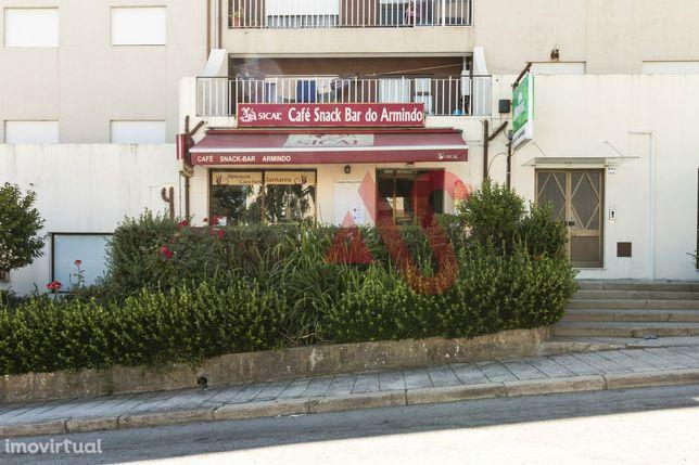 Café / Snack-bar para trespasse em Margaride - Felgueiras