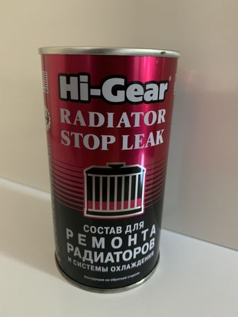 Герметик Hi Gear Radiator stop leak