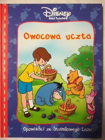 Kubuś Puchatek Owocowa uczta Disney
