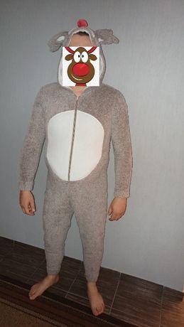 Kostium przebranie strój Rudolf