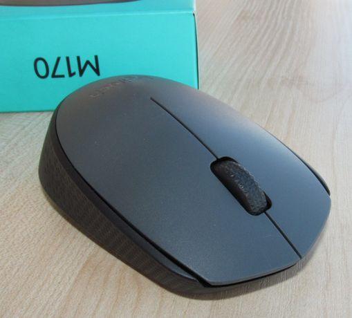 Беспроводные мыши Logitech M170 Wireless Black/Grey и Trust Yvi FX.