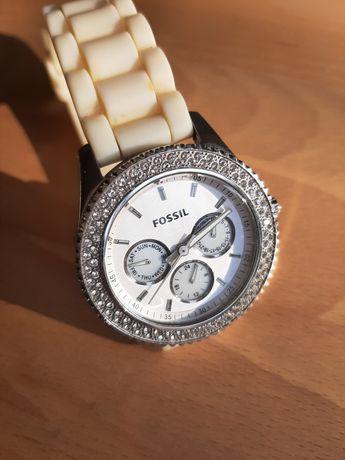 Zegarek damski Fossil Stella Silicone ES3001 5atm