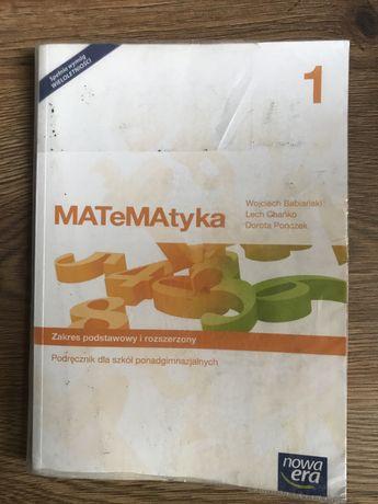 MATeMAtyka 1 zakres podstawowy i rozszerzony