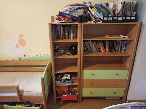 Мебель Энран (enran) книжный пенал, книжный шкаф с ящиками для одежды