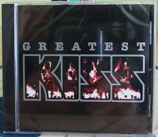 CD KISS - Greatest KISS. Glam Metal Rock USA. Rarytas.