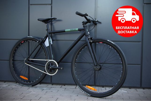 Велосипед фикс Fixie Inc fix single сингл bianchi specialized