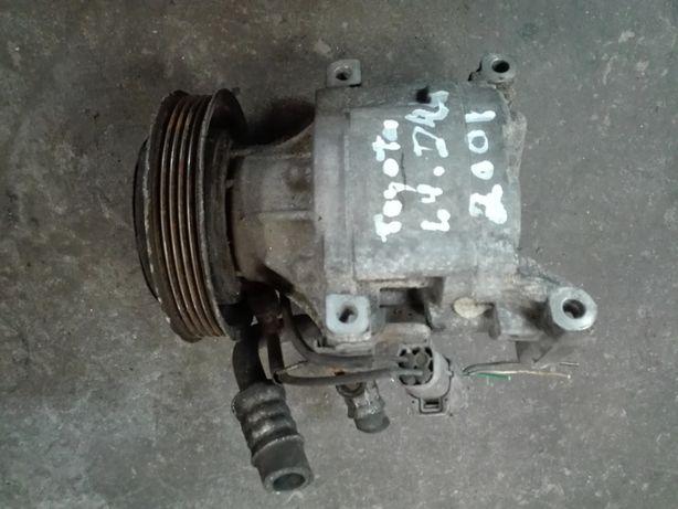 Compressor de AC Toyota Yaris 1.4 D4D 2001