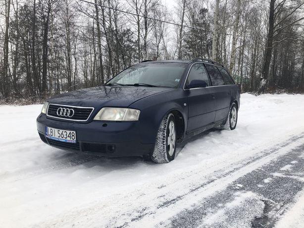 Audi a6 c5 2.5 180km quattro Zamiana