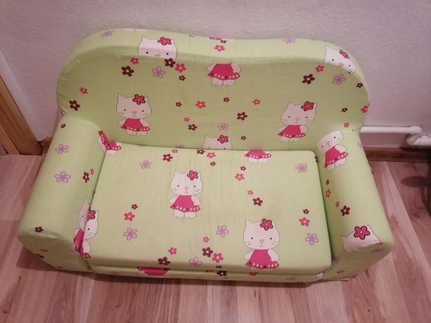 Sofa rozkladana dla dzieci