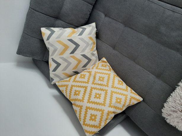 Nowe poszewki na poduszko