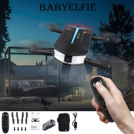 DRON JJRC H37 Mini Baby ELFIE RC do selfie WiFi FPV RC Dron helikopter