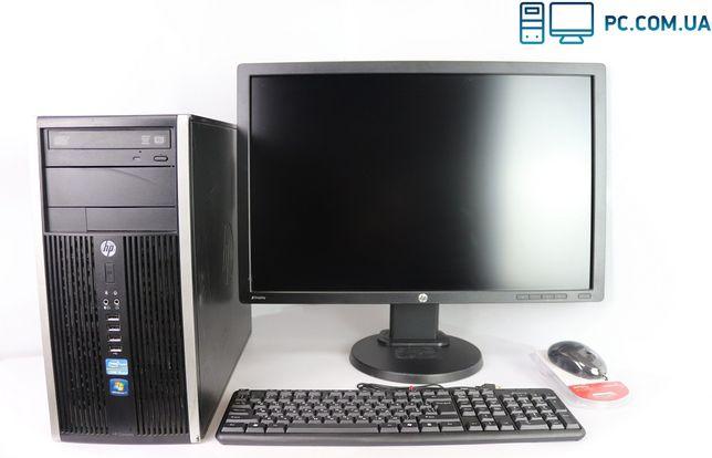 """Комплект HP 8200 MT Core I5 2320 4GB RAM 320GB HDD + Монитор 23"""""""