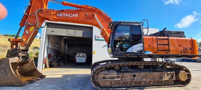 Hitachi zx530LCH ano 2018