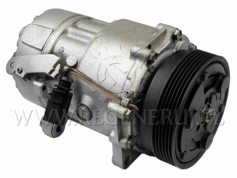 Sprężarka Kompresor Klimatyzacji Skoda Octavia 1996- Gwarancja OD RĘKI