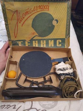 Настольный теннис СССР 80 х годов