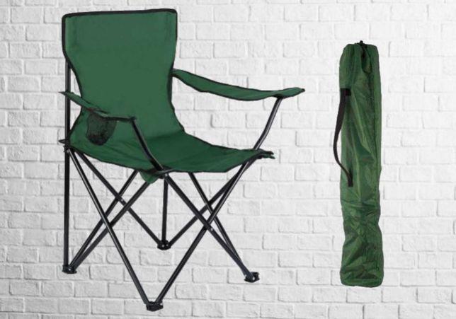 Кресло раскладное в чехле кемпинговое