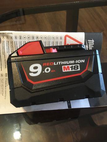 Milwaukee akumulator m18 9.0 ah