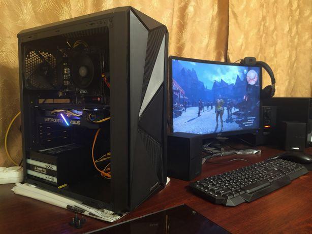 ГАРАНТИЯ ТОП игровой ПК - мощный игровой компьютер, готов к работе