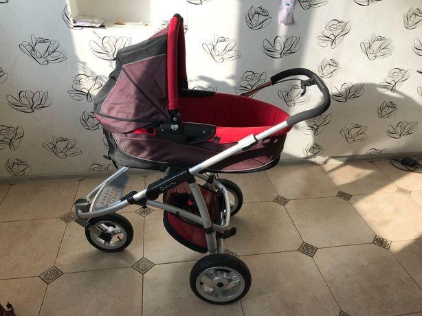 Продадим детскую коляску Quinny