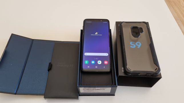 Samsung s9  używany