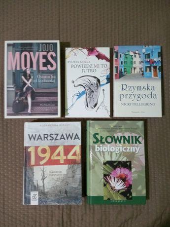 Jojo Moyes, Warszawa 1944, komplet 5 książek
