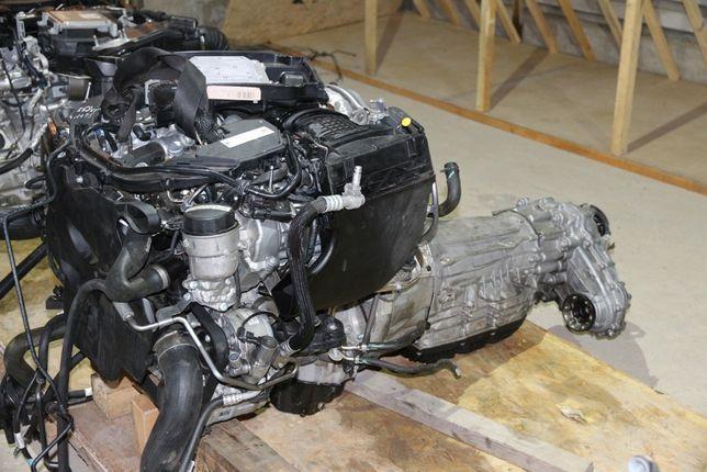 Разборка Mercedes-Benz Двигатель Мотор 3.0cdi v6 OM642 OM 642.826