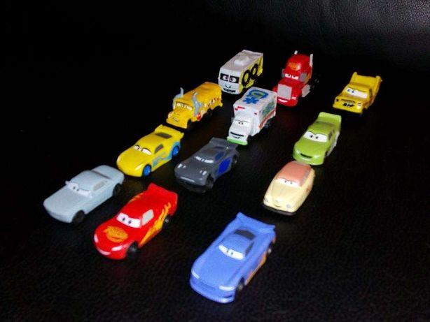 Faisca Mcqueen (Kit 12 carros miniatura)
