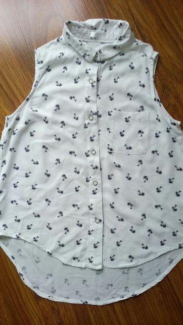 Bluzeczka rozmiar 152 8 zł