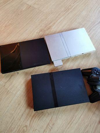 3 x PlayStation 2