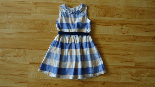 letnia sukienka w rozmiarze 116