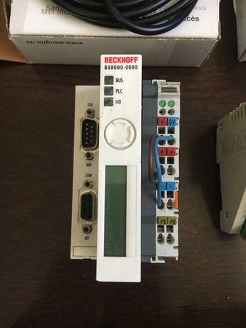 Beckhoff BX8000 Bus terminal controller