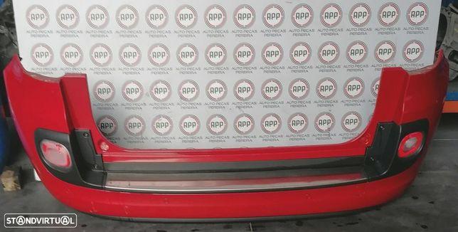 Para choques traseiro Fiat 500 L 2013  completo com sensores parque, inclui reforço