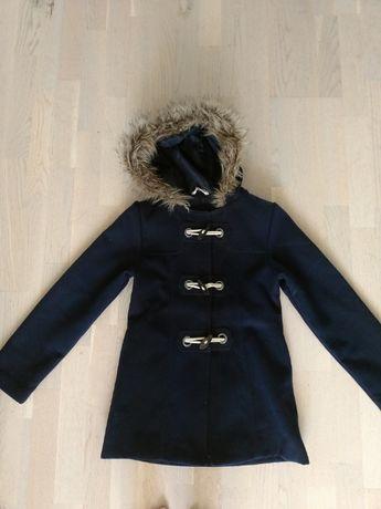 Демисезонное пальто для девочки 10-11 лет.