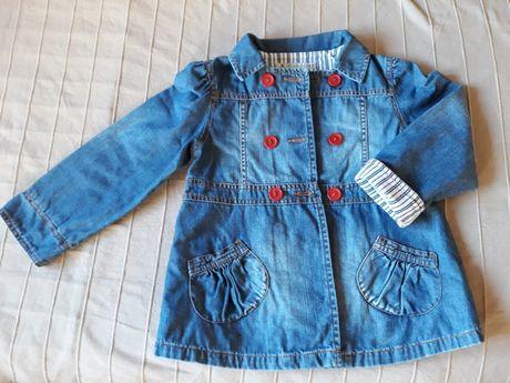 Kurtka jeans 110-116