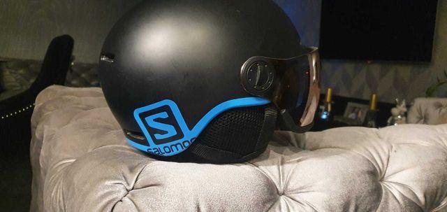 Kask narciarski Salomon