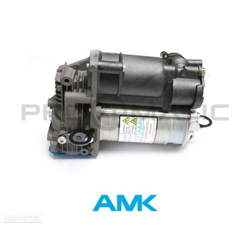 Mercedes ML63 AMG - Compressor Suspensão Pneumática AMK 1643200204