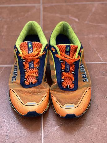 Продам оригинальные беговые кроссовки Salming S3