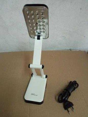 Candeeiro de secretária LED