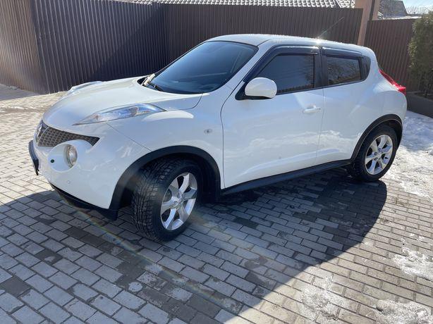 Nissan Juke 2013 официал