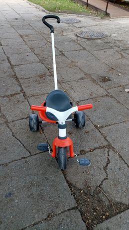 Rowerek.trójkołowiec.wywrotka,zabawka do 6lat,