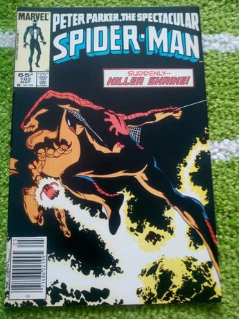 The Spectacular Spider-Man Nr: 102