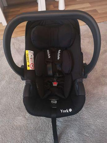 Nosidełko z bazą Baby Safe York
