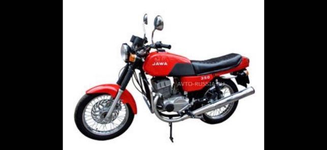 Мотоцикл JAWA , Мотоцикл ЯВА.