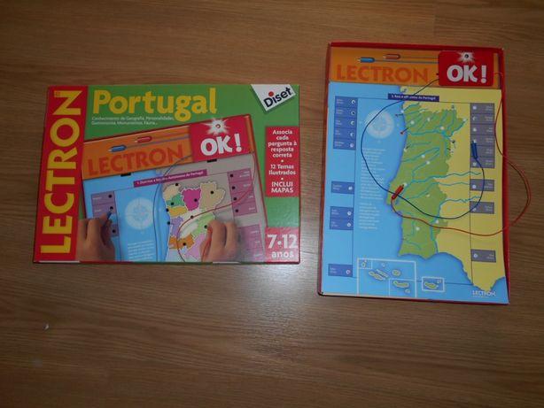 Jogo Conhece Portugal