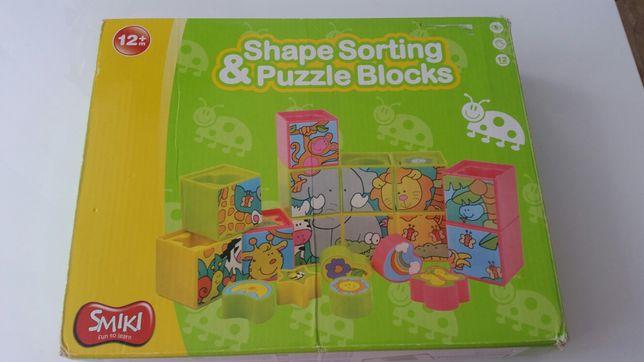 Smiki puzle/układanka dla dziecka powyżej roku
