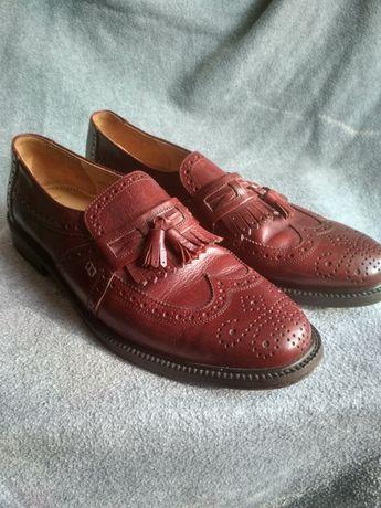 Чоловічі туфлі Lloyd оксфорди броги