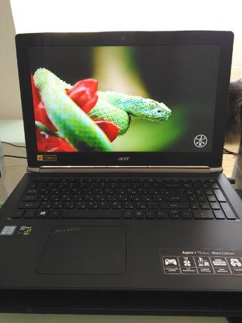 Игровой ноутбук Acer Aspire i5-6300HQ/8GB/GTX960m-4GB/250GBssd/2TBhdd